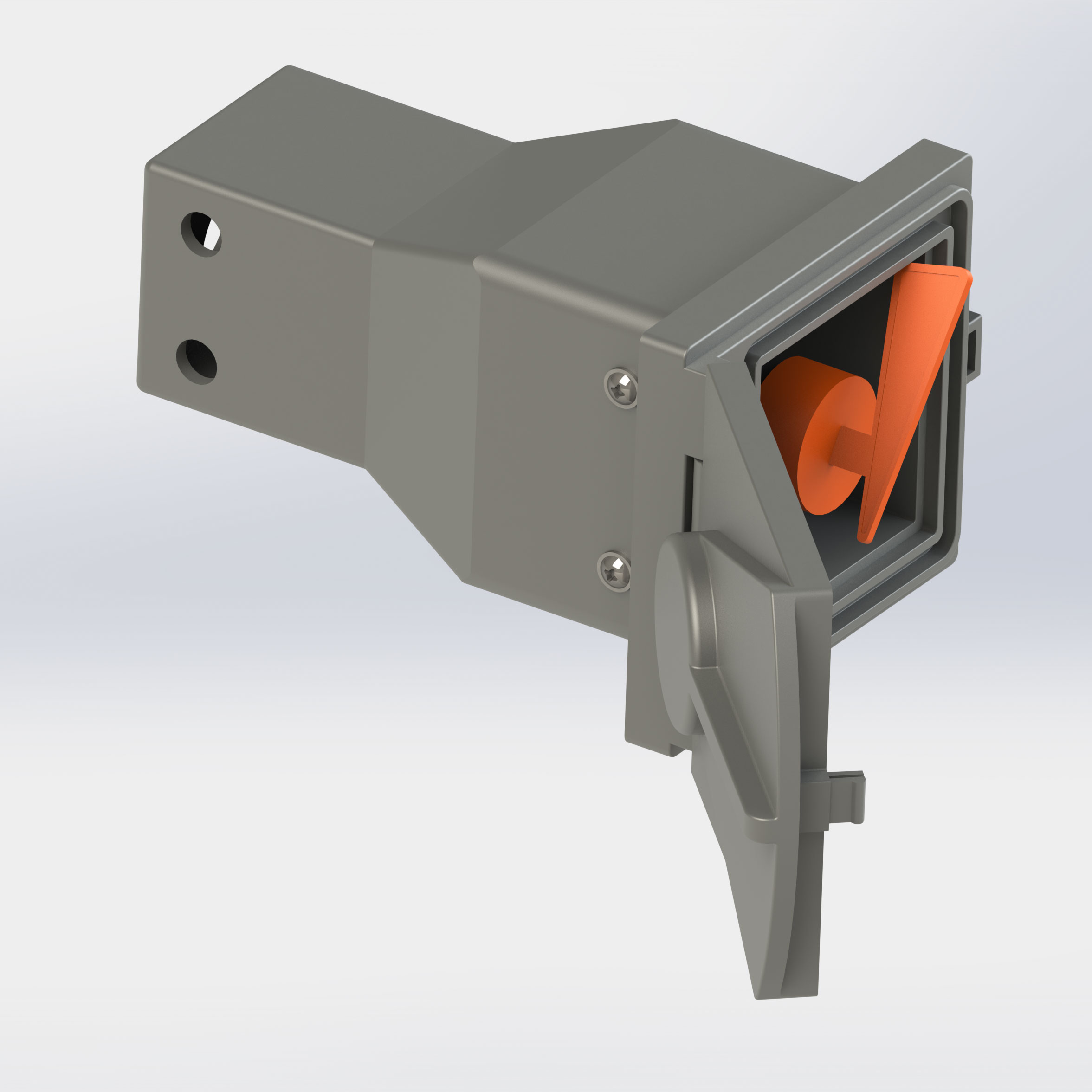 e-go Isolation Switch Housing