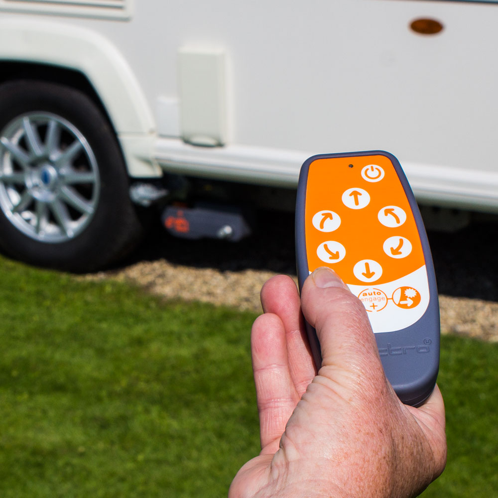 e-go Platinum Auto Engage Caravan Mover