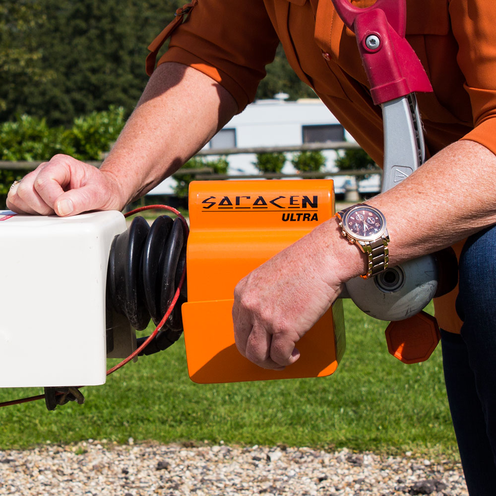Saracen Ultra - Caravan Hitch Lock
