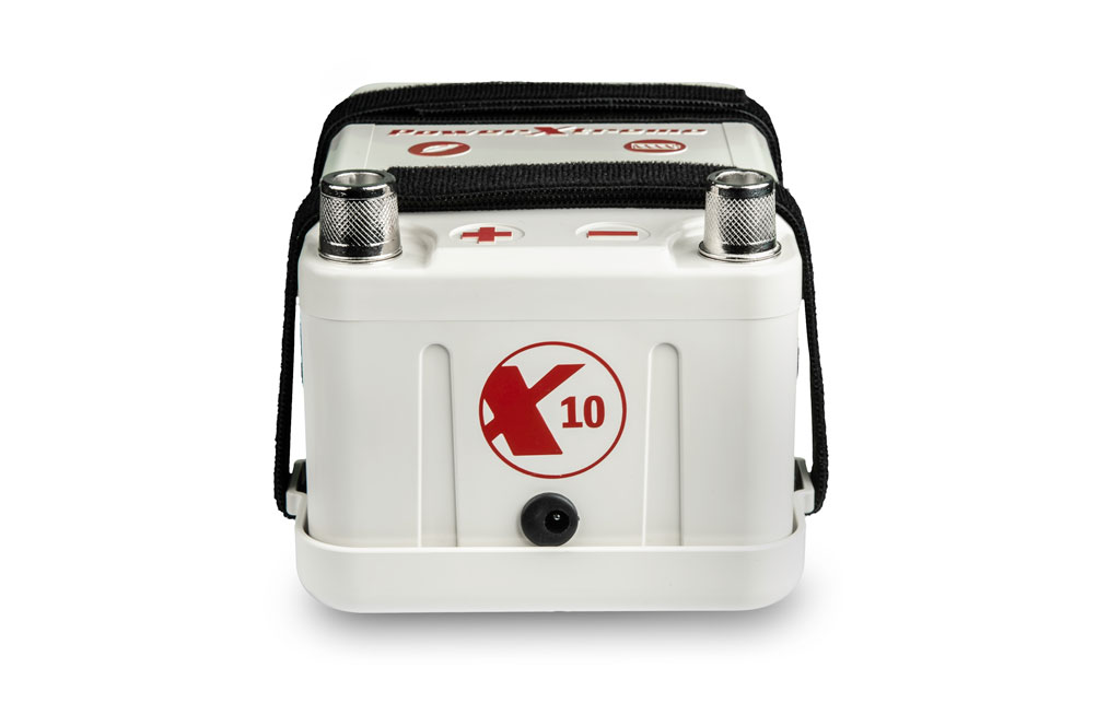 PowerXtreme X10 Lithium battery