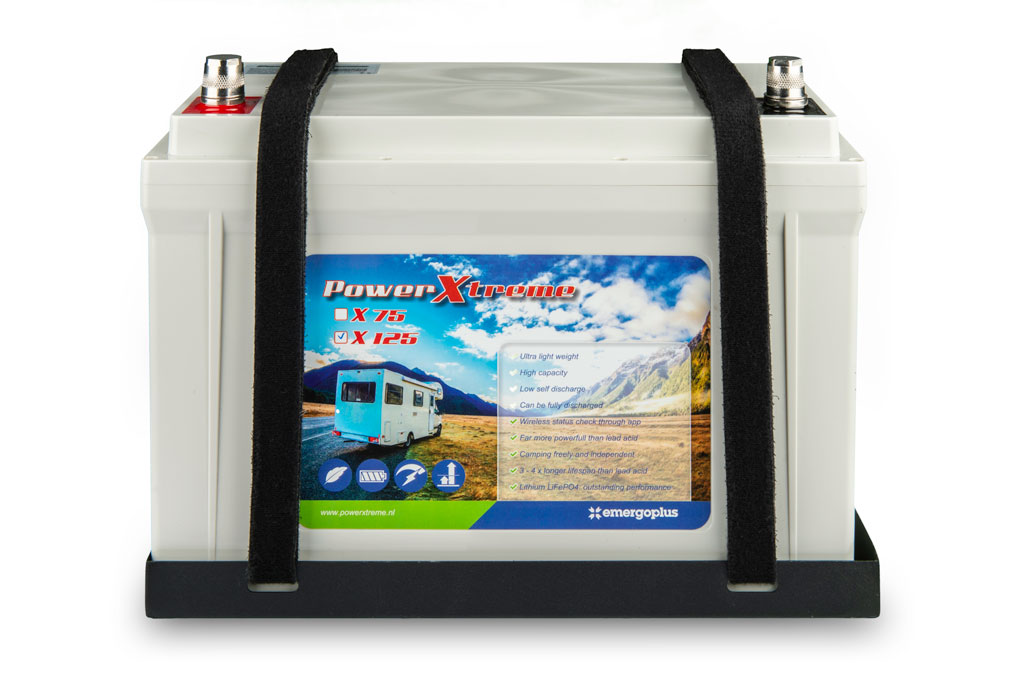 PowerXtreme X75 Lithium battery